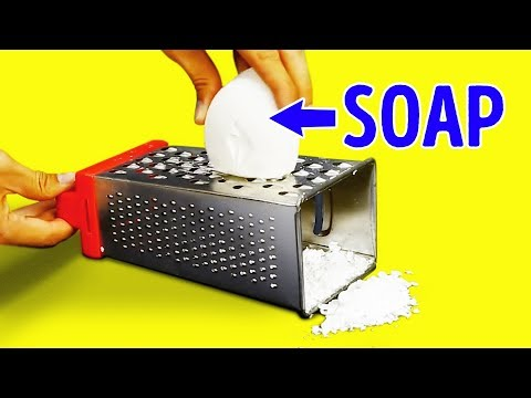 25 AWESOME HACKS YOU'LL WISH YOU'D SEEN SOONER