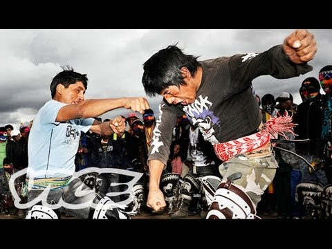 Takanakuy: Fistfighting in
