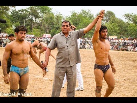 India Vs Pakistan - Kushti match: Wrestler Vishal Rana