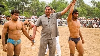India vs Pakista  Kushti match Wrestler Vishal Rana