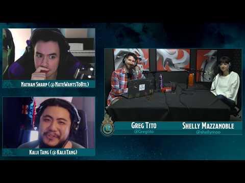 Dragon Talk: Nathan Sharp & Kaiji Tang, 4/23/18