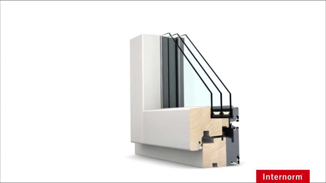 internorm hf310 studio holz aluminium fenster youtube