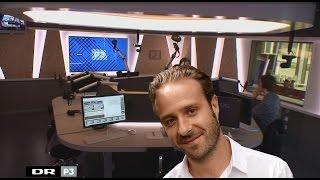 Smag på P3: Jonas Bjerre fra Mew kender sine bandkammerater rigtig godt