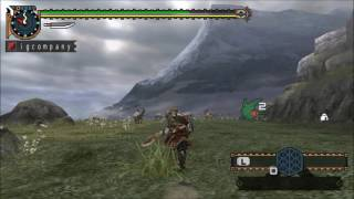 Monster Hunter Freedom Unite PSP Gameplay HD
