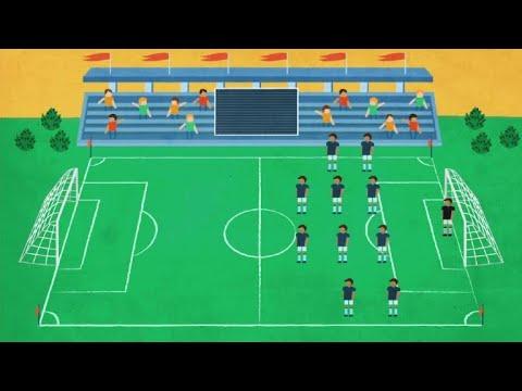 Las reglas del fútbol