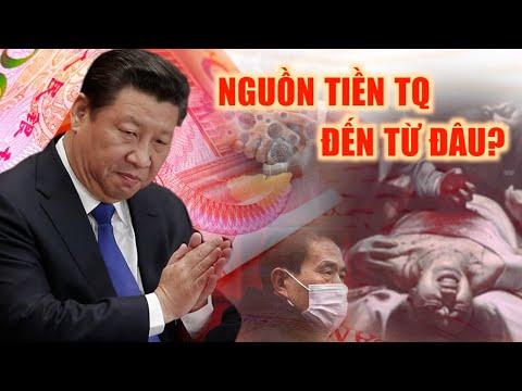 Phần 1: Nguồn tiền khổng lồ của Trung Quốc đến từ đâu?