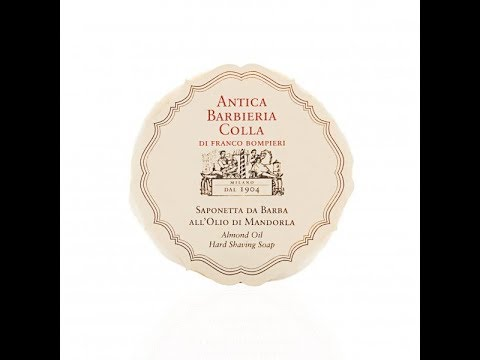 Antica Barbieria Colla Shaving Soap Review