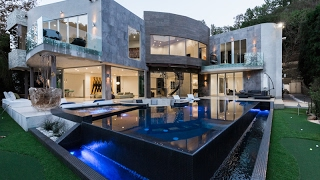 Luxury home for sale in Bel Air: 1006 Chantilly Rd. Los Angeles CA 90077 $23,000,000 MEGA-HOME