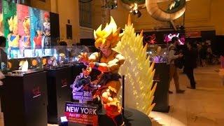 Bandai Tamashii Nations World Tour New York Livestream // P4L Reviews