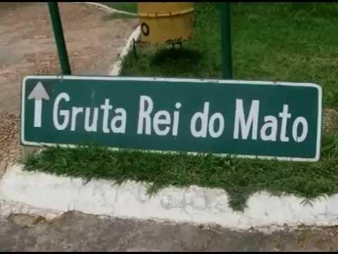 CAVE OF 'REI DO MATO', Sete lagoas, Minas Gerais, Brazil