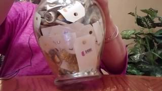 Saver Monday Haul!  Another Jewelry Jar!  2/13/2017