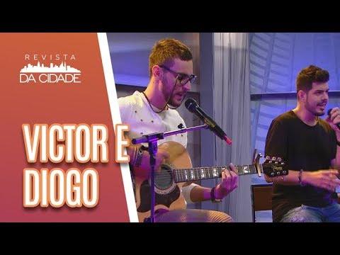 Musical: Victor e Diogo - Revista da Cidade (27/04/18)