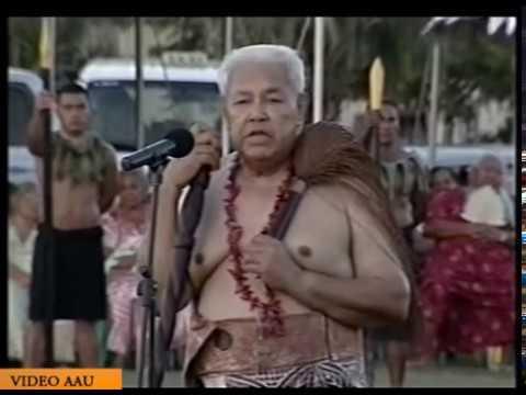 'AVA O FESILAFA'IGA - 50th Sāmoa Independence (2012)