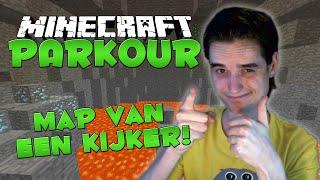UITDAGING GEACCEPTEERD! - Minecraft Parkour map van een kijker!