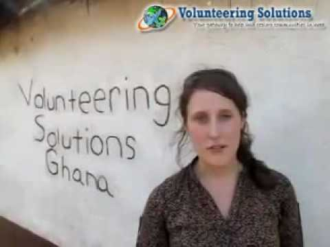 Volunteering in Ghana with Volunteering Solutions - Volunteer Review a