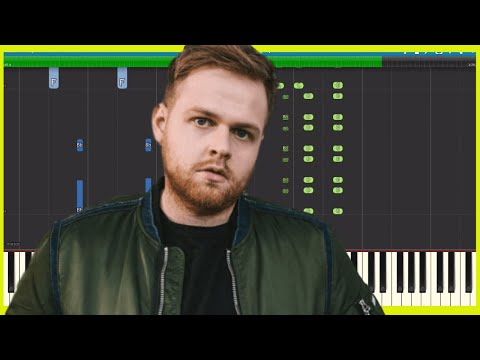 Tom Walker - Leave A Light On - Piano Tutorial - How To Play