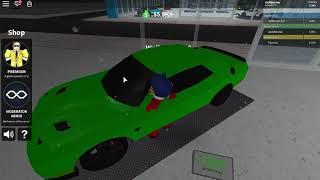 ROBLOX CAR FACTORY ESTABLISHING!!!