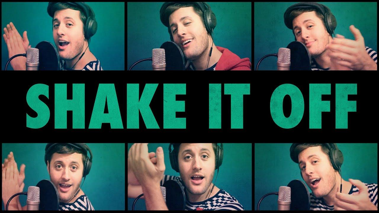 Taylor Swift - Shake It Off - Nick Pitera A Cappella Cover