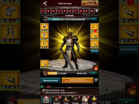 Equipamento para Defesa - Game Of War Fire Age