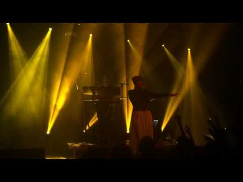 Mura Masa - What If I Go live @ Nottingham Rescue Rooms 3/10/16