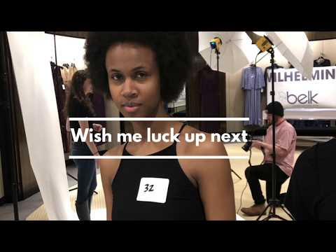 Model Agency Audition
