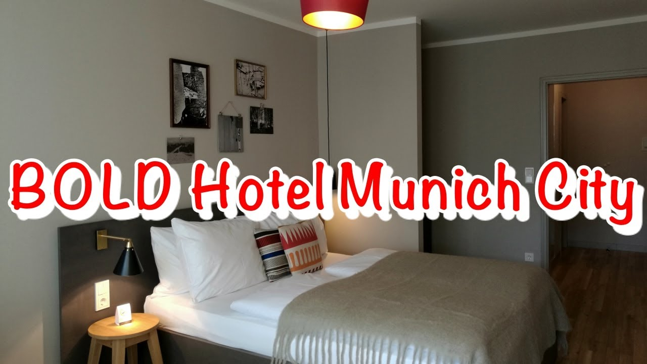 bold hotel munich city joydellavita com youtube. Black Bedroom Furniture Sets. Home Design Ideas