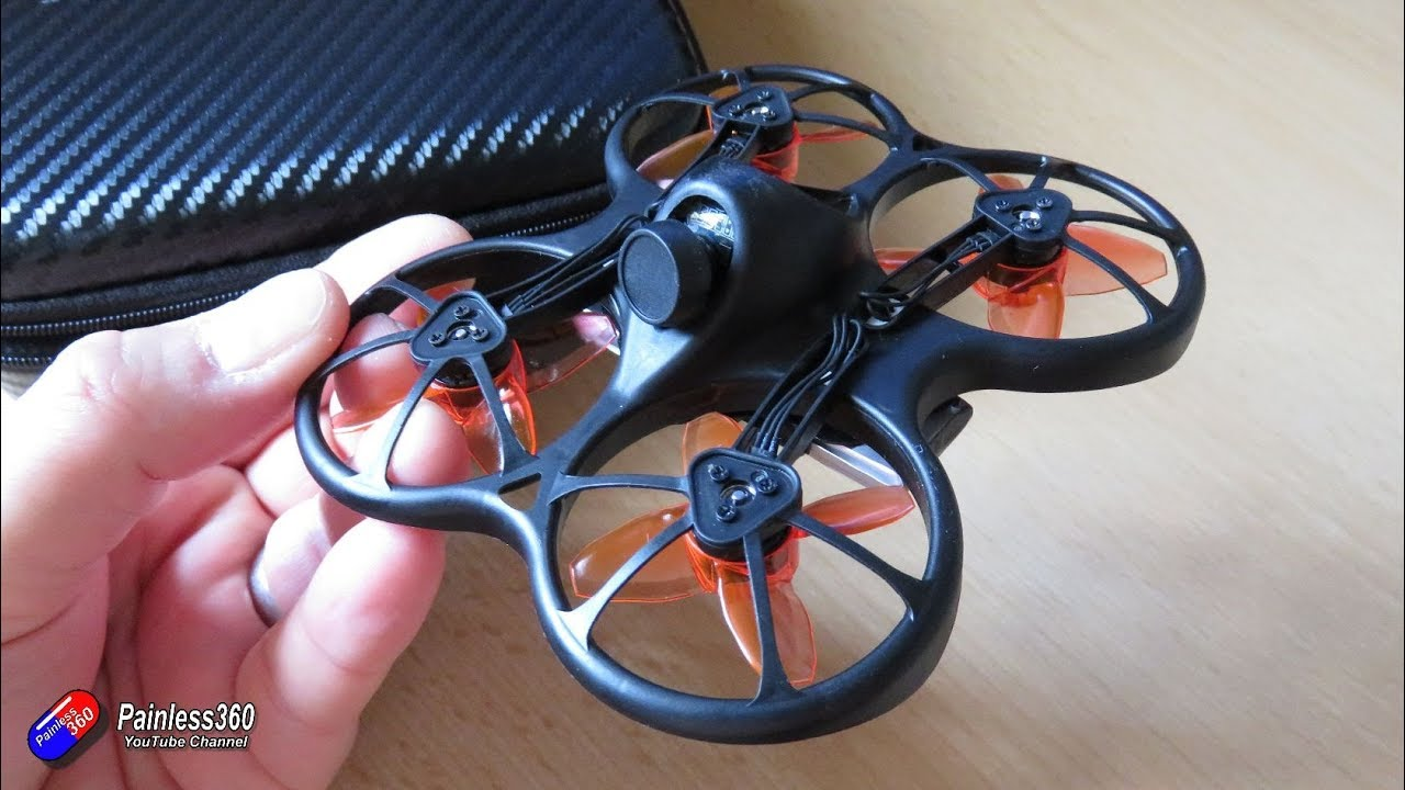 EMAX TinyHawk S - Now with more power and speed!