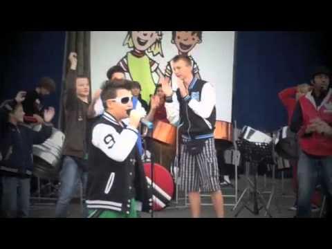 """Weltkindertag 2012 Kindermusik """"Janluca - Ich find dich scheisse"""""""