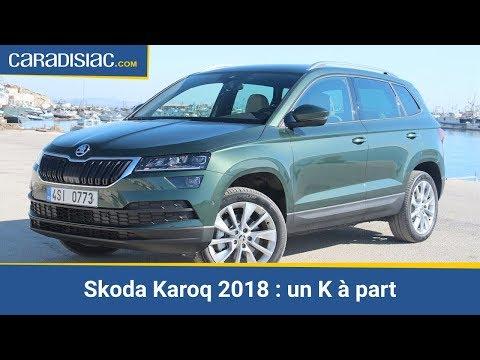 Essai – Skoda Karoq 2018 : un K à part