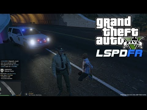LSPDFR Ep 21: Early Morning Calls & Pursuits.