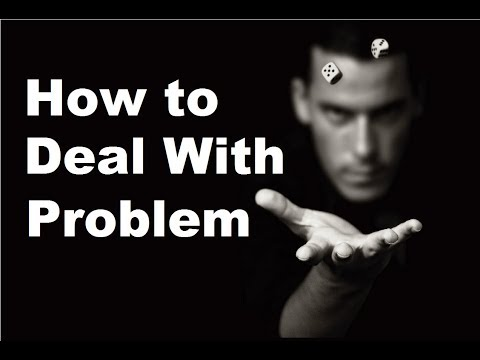 🔘how to deal with problem in hindi🔘 || problem solving magical 10 ways || by self motivation