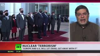 이란 : 테러 공격으로 인한 나탄 스 핵 시설 정전