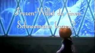 ❅Die Eiskönigin-Willst du einen Schneemann bauen? [Cover] ❅