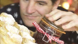 Cranberry Mince Parcels: Modern Mince Pies