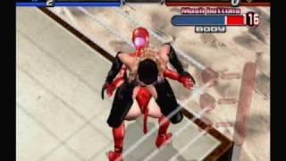 Rumble Roses - Evil Rose Total Humiliation(Costume 1)