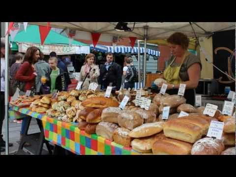 Temple Bar Food Market Dublin | Fresh Food & Produce Market Dublin | Outdoor Markets Dublin