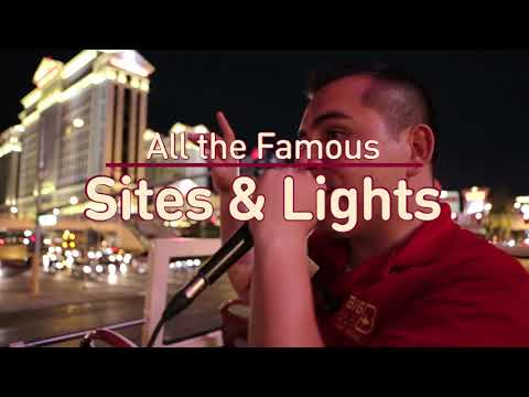 Big Bus Tours Las Vegas Panoramic Night Tour