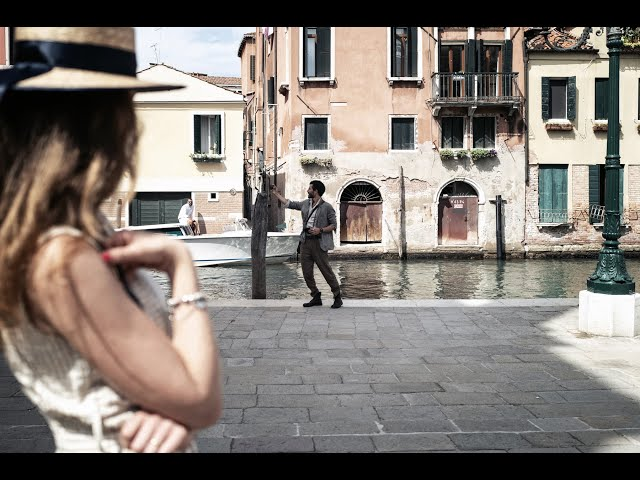 Open Your Eyes: A Short Film by Gabriele Muccino
