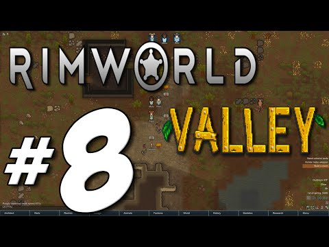 Rimworld Valley #8