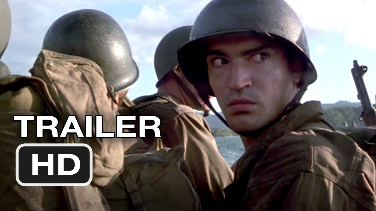 the thin red line official trailer 1 terrence malick