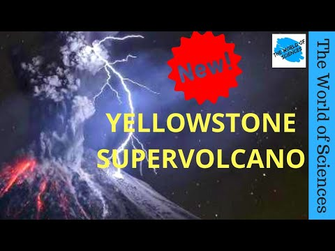 Alert - Could you survive a super volcano eruption?