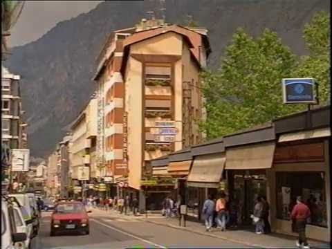 Principality of Andorra - 1996