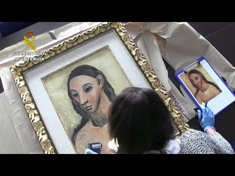 تغريم إسباني 58 مليون دولار حاول تهريب لوحة رأس امرأة شابة  - 14:00-2020 / 1 / 17