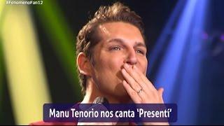 Fenómeno Fan (T2) | Manu Tenorio nos presenta 'Presentí'