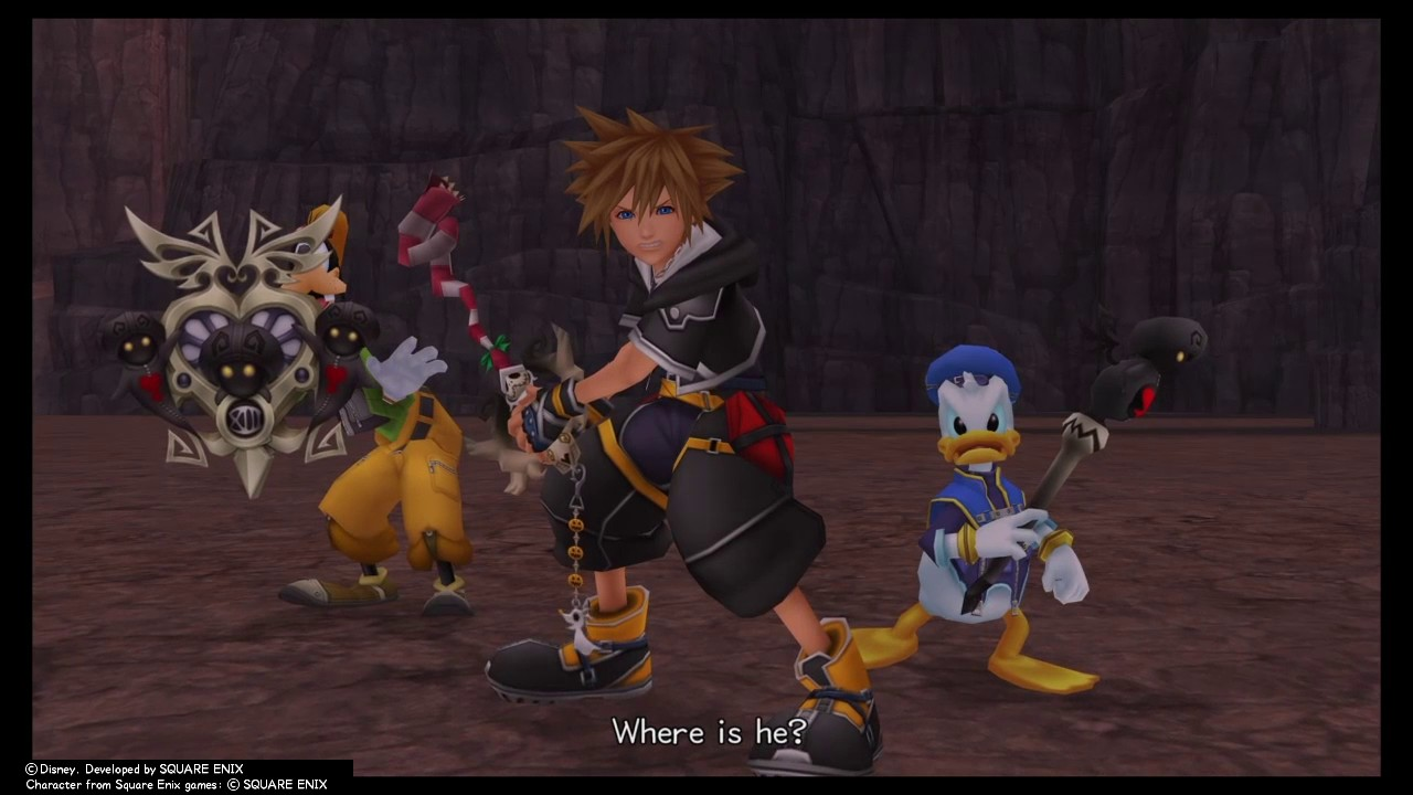 KH2.5 Lingering Will (1st attempt, Critical mode)