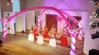 Свадьба года 2014 Студия Восточного танца Малика
