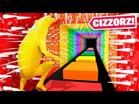 Cizzorz *NEW* Deathrun 4.0 is IMPOSSIBLE! - Challenge