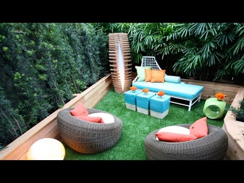38+ Small Backyard Ideas