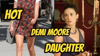 Demi Moore Beautiful Daughter Tallulah Belle Willis 2018 || Surprise You || Star Kids
