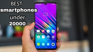 best smartphones under 20000 2018 november